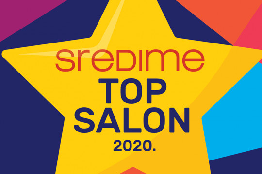 Nagrada Top salon za 2020